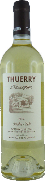 THUERRY 2014 0,75 L