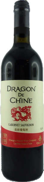 CHINE DRAGON ROUGE 0,75 L 2012