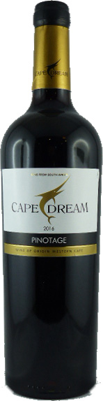 CAPE DREAM 2016 0,75 L