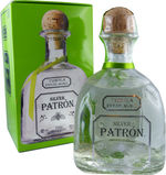 TEQUILA PATRON SILVER 70/40